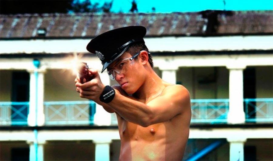 шедевры восточного кино masterpieces of asian cinema Двойная рокировка Infernal Affairs