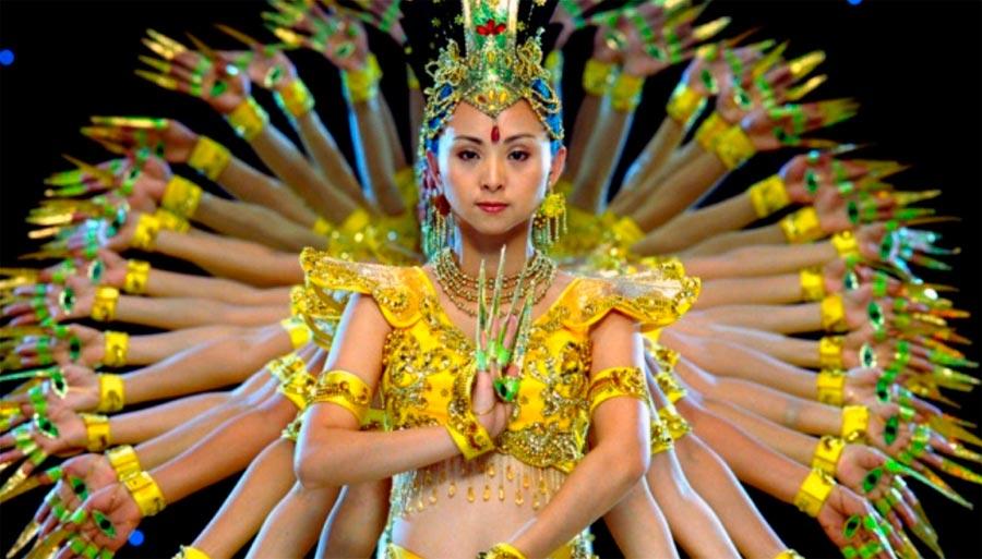 Фильмы, которые заставят время остановиться Самсара Samsara