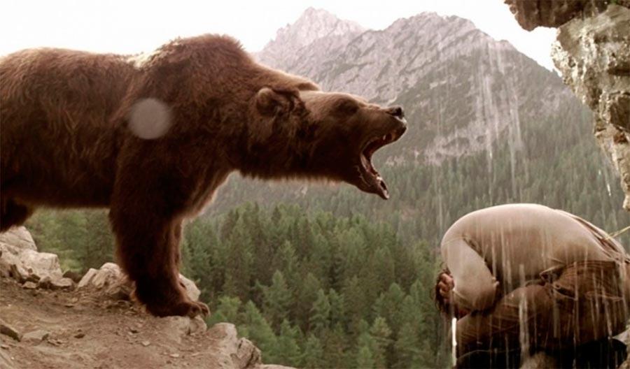 Фильмы, которые заставят время остановиться Медведь L'ours