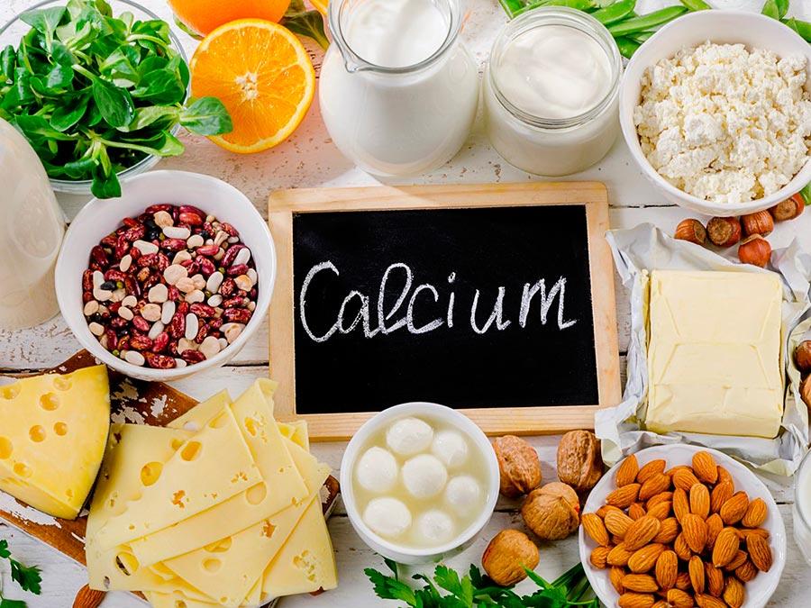 Натуральные жиросжигатели natural fat burners Кальций calcium