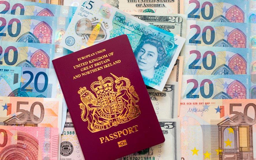Arton Capital глобальный рейтинг паспортов Passport Index Великобритания Great Britain