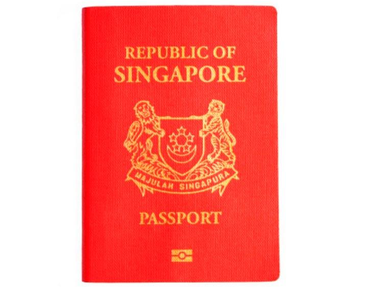 Arton Capital глобальный рейтинг паспортов Passport Index Сингапур Singapore
