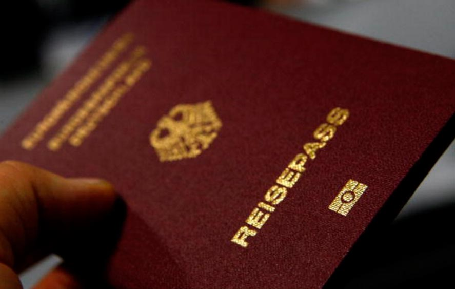 Arton Capital глобальный рейтинг паспортов Passport Index Германия Germany