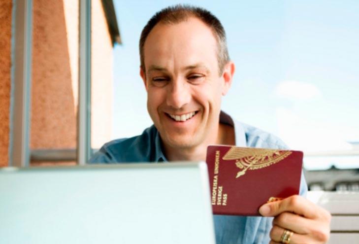 Arton Capital глобальный рейтинг паспортов Passport Index Швеция Sweden