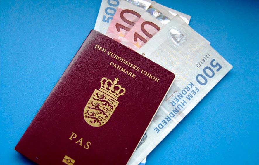 Arton Capital глобальный рейтинг паспортов Passport Index Дания Denmark