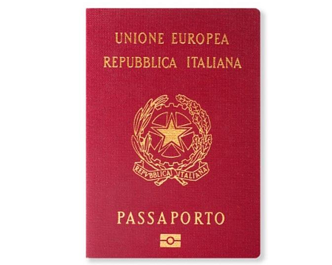 Arton Capital глобальный рейтинг паспортов Passport Index Италия Italy