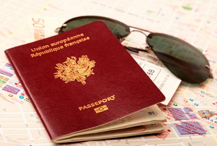 Arton Capital глобальный рейтинг паспортов Passport Index Франция France