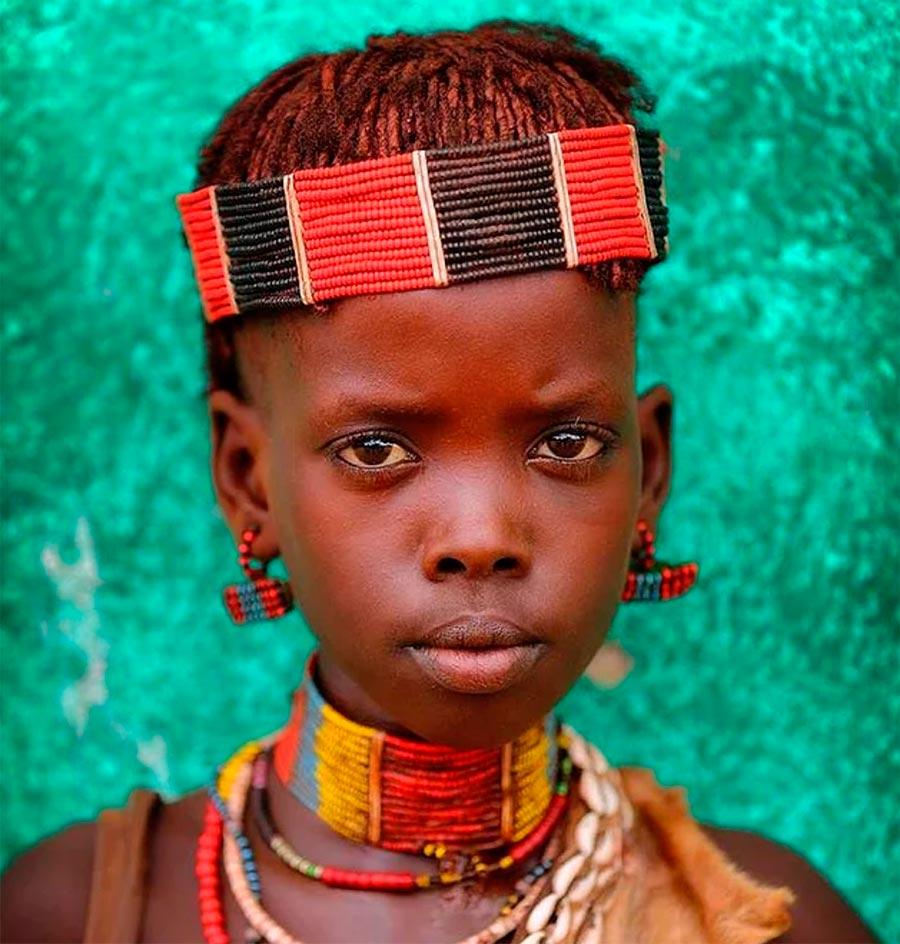 Народы культура традиции аутентичность Хаммер Эфиопия Hammer Ethiopia
