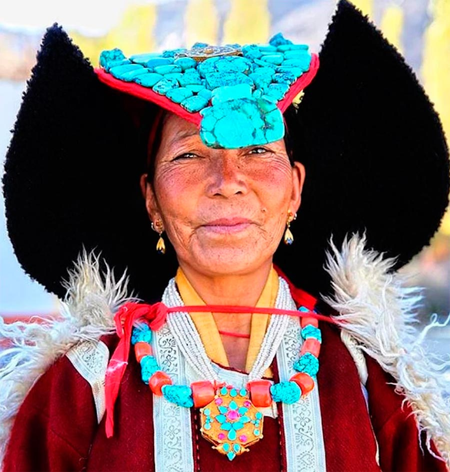 Народы культура традиции аутентичность Ладакхи Нубра Ladakhi Nubra