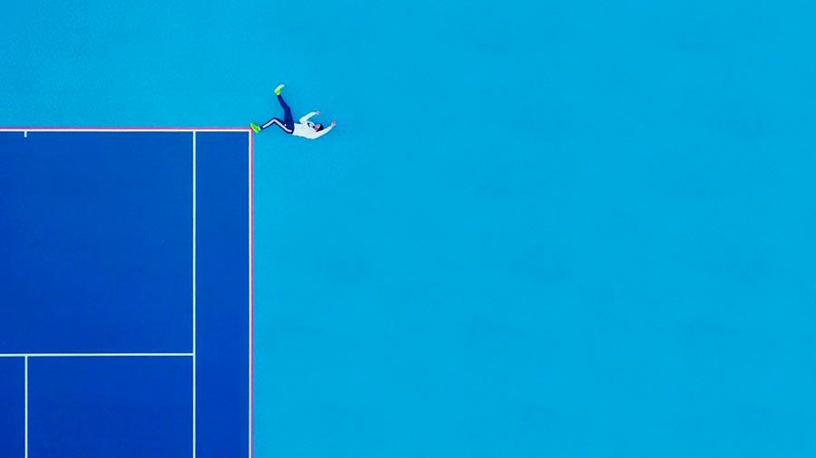 фотографии сделанные дронами photos taken by drones Мартин Санчес Конец линии