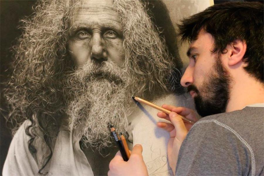 Поразительные картины Эмануэле Дасканио Emanuele Dascanio