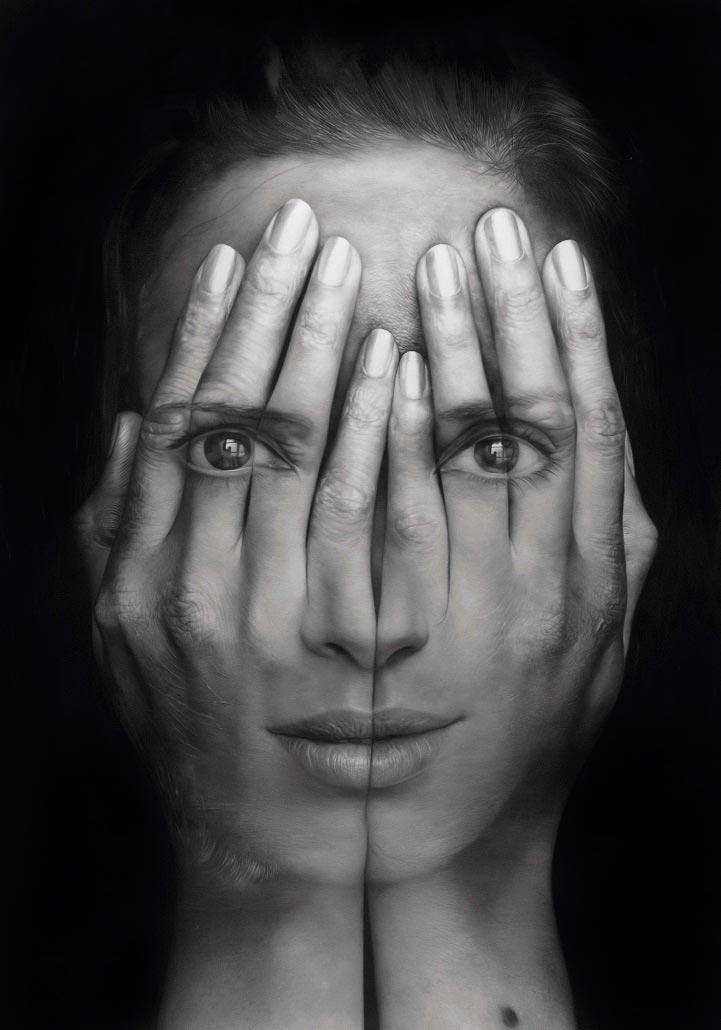 Tigran Tsitoghdzyan hyperrealistic painting Тигран Тситогзян гиперреалистичные картины