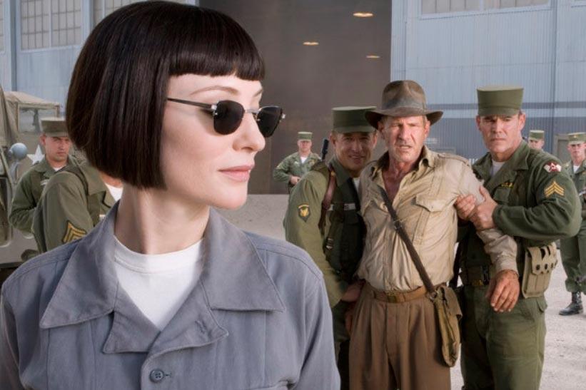 Самые коварные женщины в кино Ирина Шпалько Индиана Джонс и Королевство хрустального черепа Irina Spalko