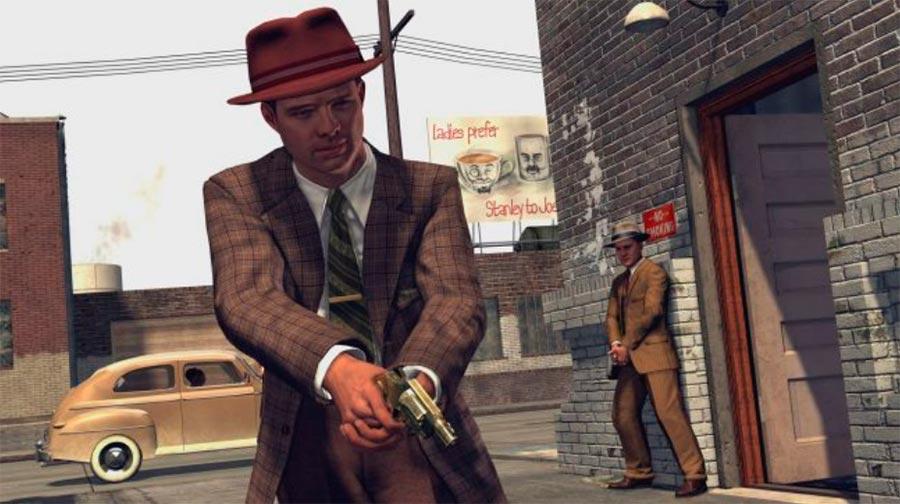 Обзор игры L.A. Noire: портативное перерождение классики