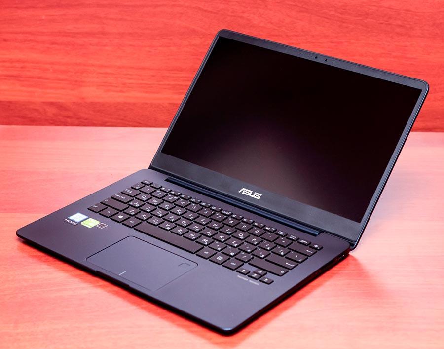 Обзор ноутбука ASUS ZenBook UX3400UQ