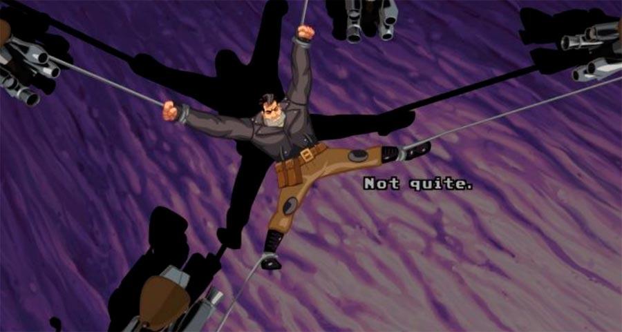 Обзор игры Full Throttle: Remastered. Рок на века