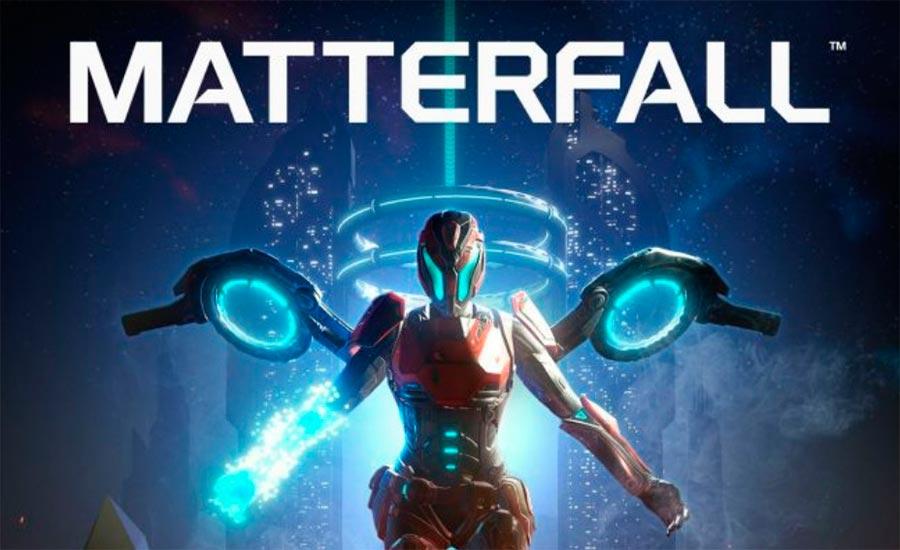 Обзор игры Matterfall