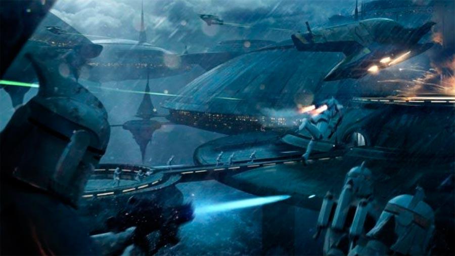 Обзор игры Star Wars: Battlefront II