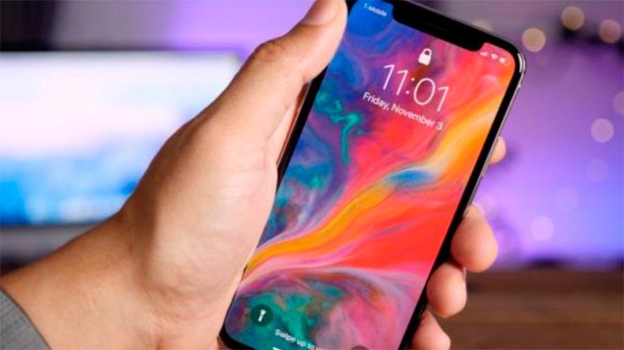 weeek use неделя использования iPhone X