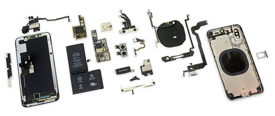 iPhone X what's inside
