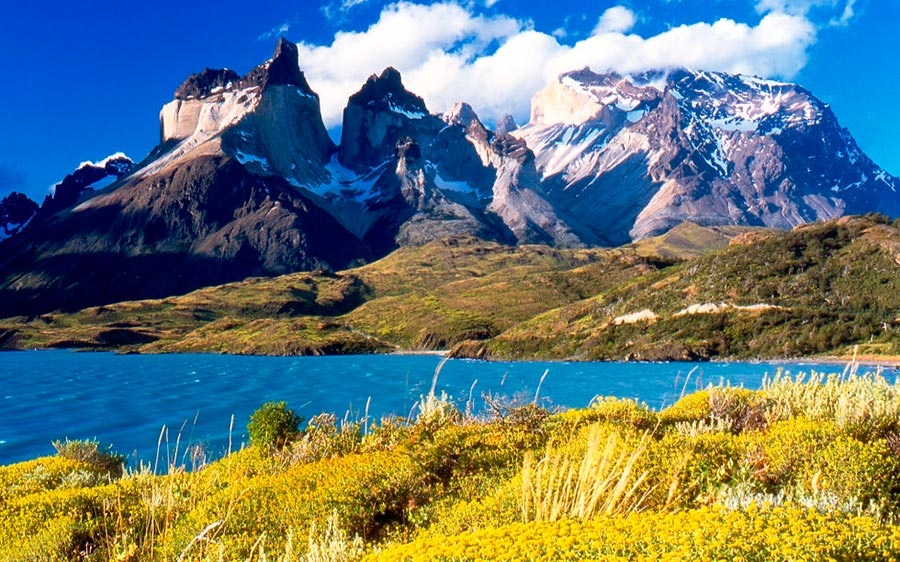 Самые дикие места на Земле wild places on Earth Патагония Patagonia