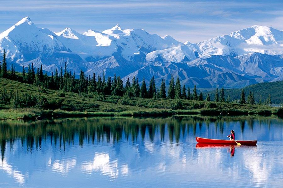 Самые дикие места на Земле wild places on Earth Аляска Alaska