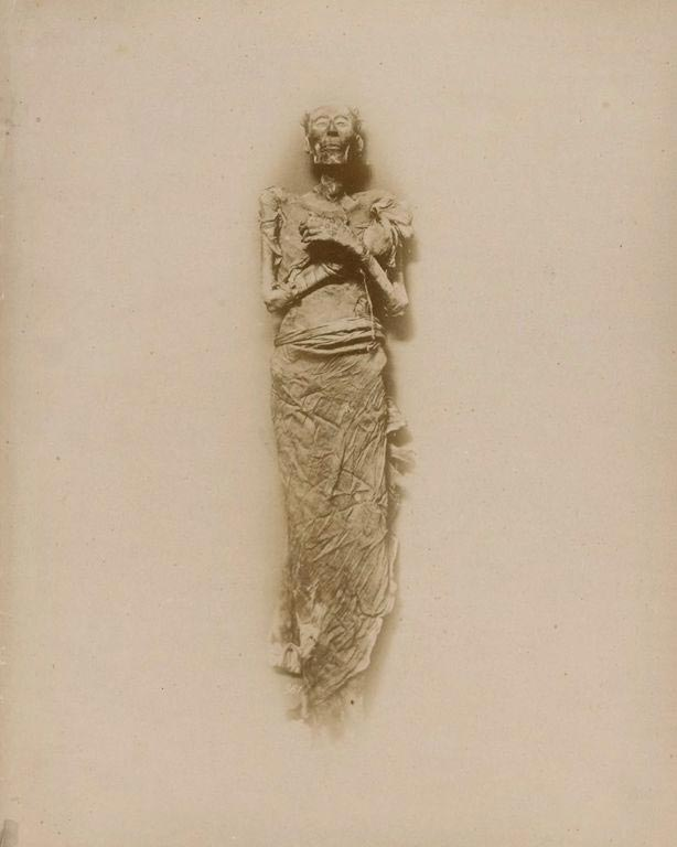 Adelphoi Zangaki Братья Зангаки Древние чудеса Египта ancient wonders of Egypt Мумия Рамсеса II