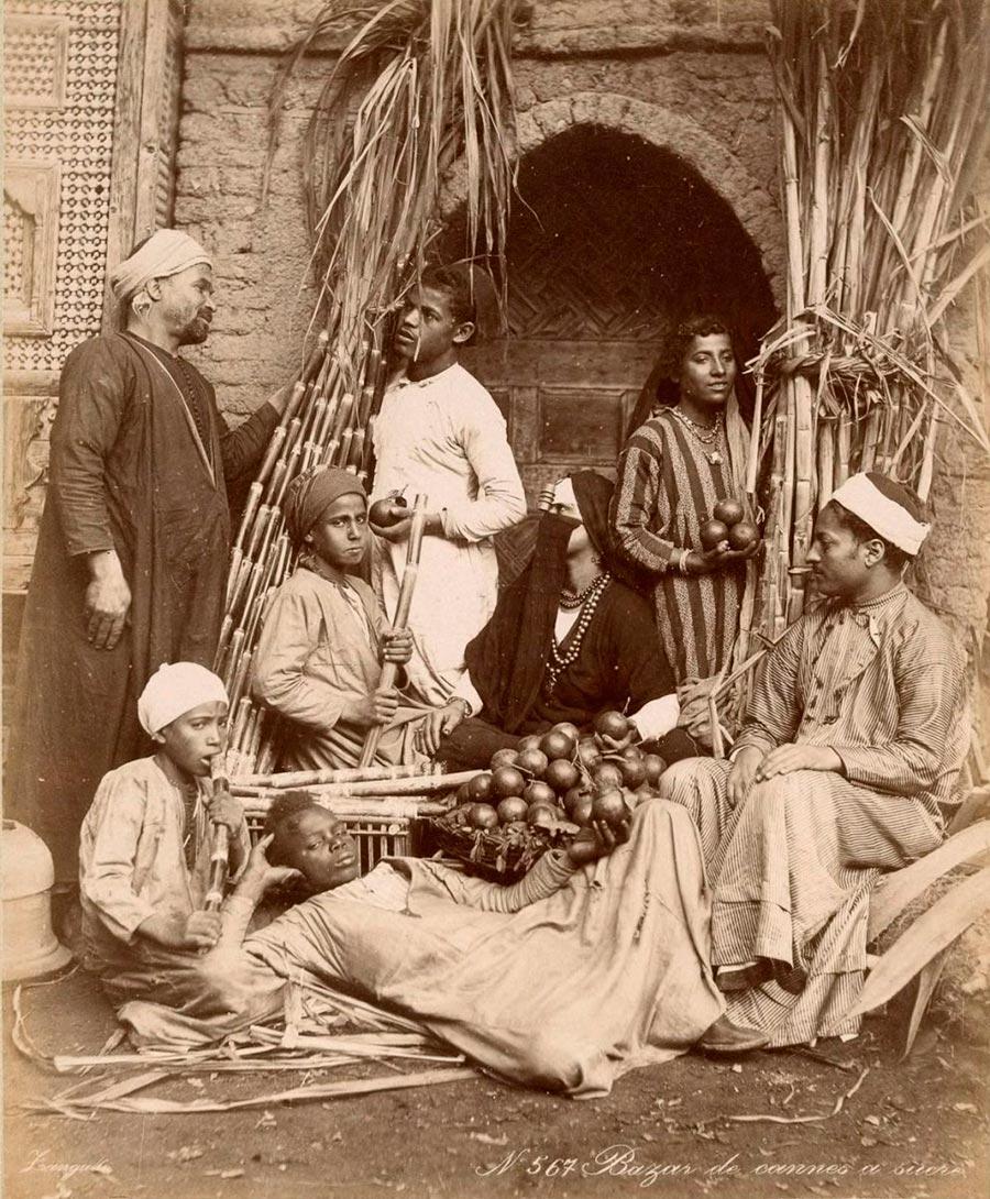 Adelphoi Zangaki Братья Зангаки Древние чудеса Египта ancient wonders of Egypt Торговцы на рынке