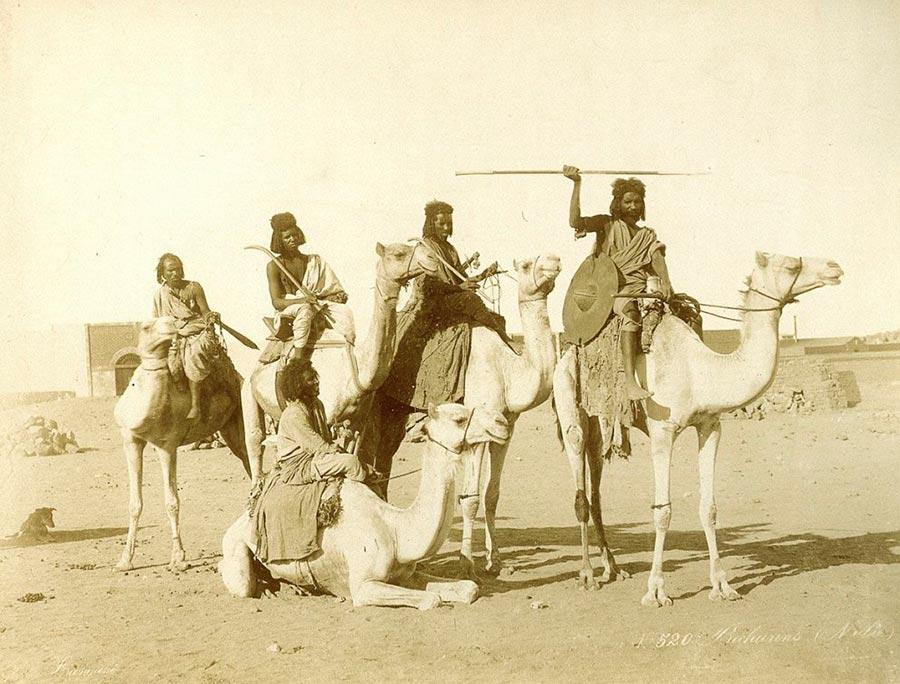 Adelphoi Zangaki Братья Зангаки Древние чудеса Египта ancient wonders of Egypt Бишарины на верблюдах