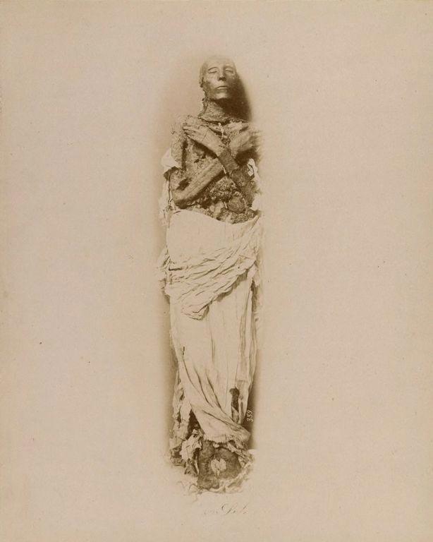 Adelphoi Zangaki Братья Зангаки Древние чудеса Египта ancient wonders of Egypt Мумия фараона Сети I