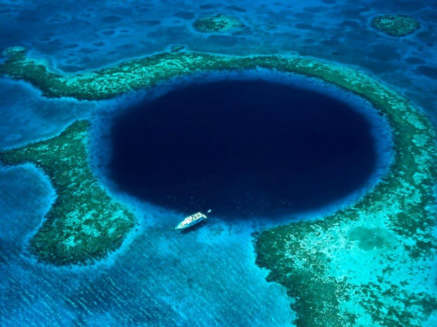 adventure приключения Большая голубая дыра Белиз Great blue hole Belize