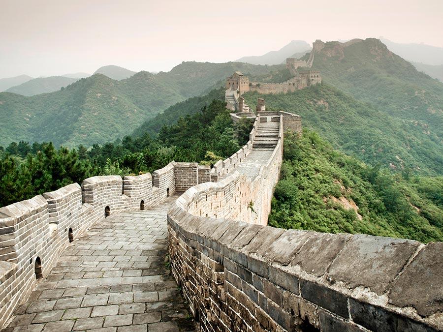 adventure приключения Великая Китайская стена Китай The Great wall of China