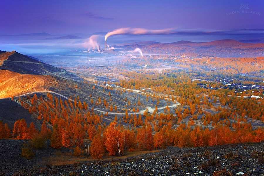 Vadim Balakin Вадим Балакин пейзажи дикой природы