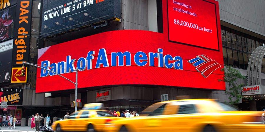 Bank of America ИИ-помощник для операций с криптовалютой