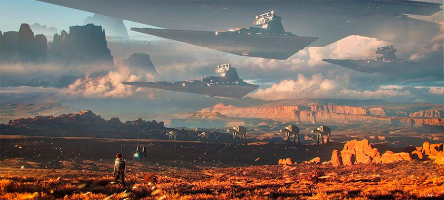 Bastien Grivet: исследование затерянной земли