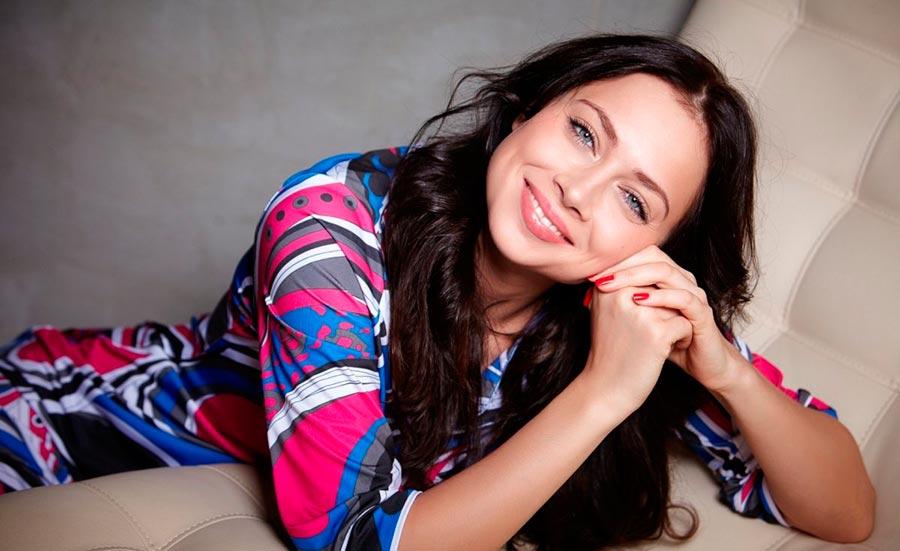 российские актрисы Настасья Самбурская