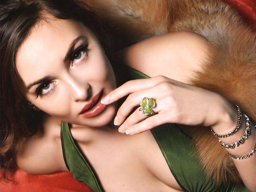 российские актрисы Ольга Фадеева