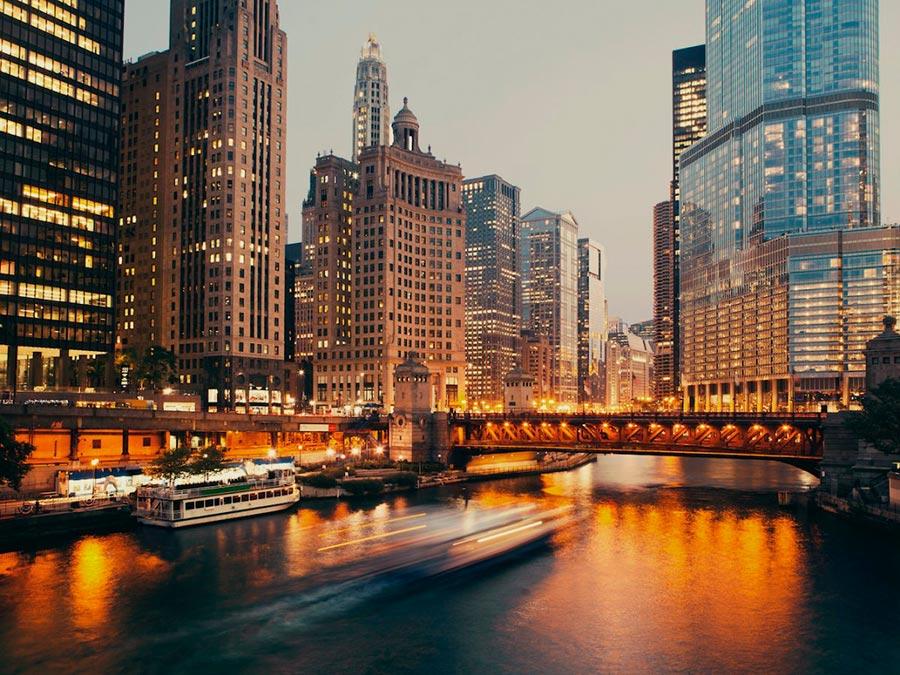 Чикаго Иллинойс Chicago Illinois