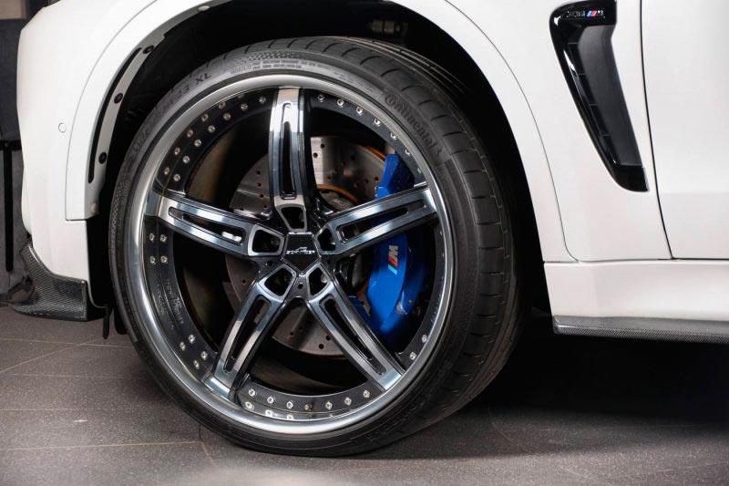 BMW X6 M tuning 3D Design