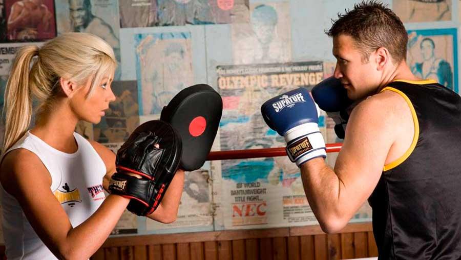 тренировки по боксу boxing sessions