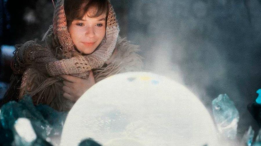 новогодние фильмы России и ближнего зарубежья Бабушка Метелица