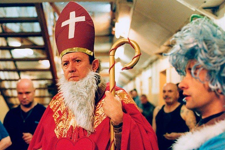 новогодние фильмы России и ближнего зарубежья Ночь святого Николая