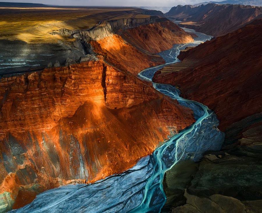 конкурс фотографии природы National Geographic 2017 Yuhan Liao