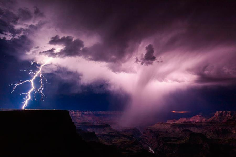 конкурс фотографии природы National Geographic 2017 Mike Olbinski
