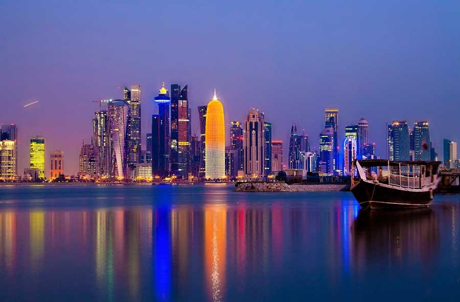 страны где нет подоходного налога countries with no income tax Катар Qatar