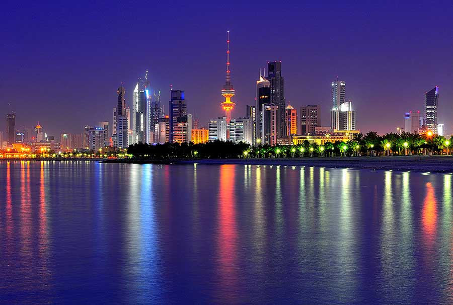 страны где нет подоходного налога countries with no income tax Кувейт Kuwait