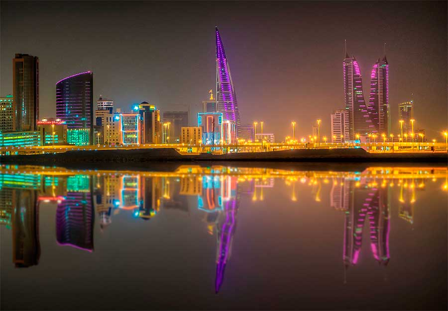 страны где нет подоходного налога countries with no income tax Бахрейн Bahrain