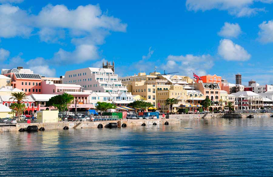 страны где нет подоходного налога countries with no income tax Бермудские острова Bermuda