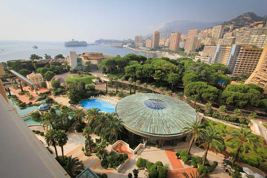 страны где нет подоходного налога countries with no income tax Монако Monaco