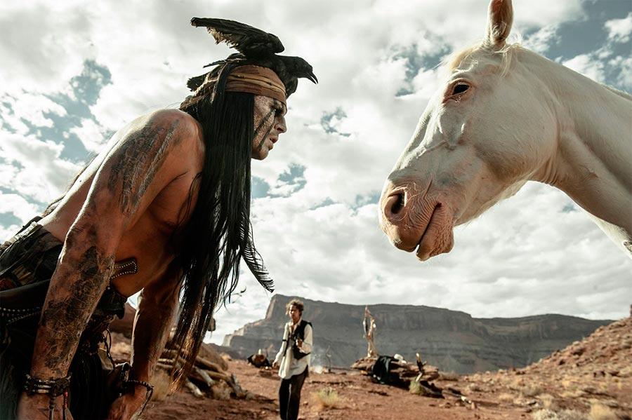 Культовые фильмы Одинокий рейнджер The Lone Ranger